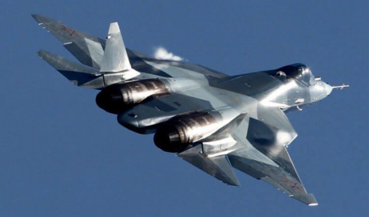 Sukhoi T50 Rusia