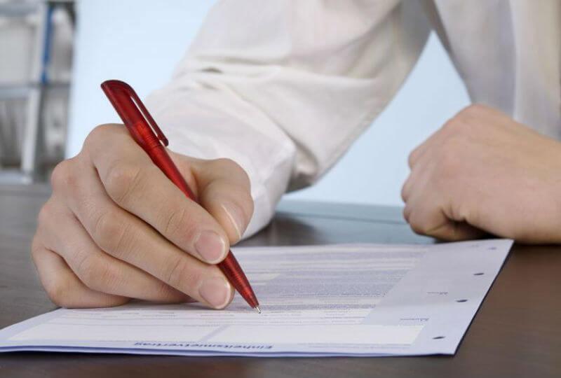 cara penulisan surat resmi