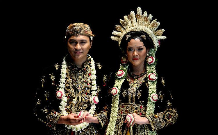 Baju Adat Jawa Muslim Modern - Baju Mewah