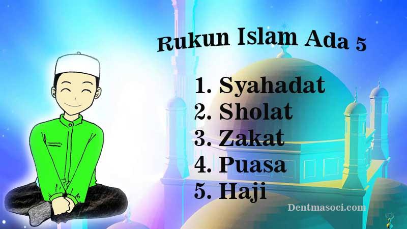 rukun islam