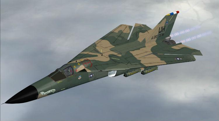 F-111_Aardvar