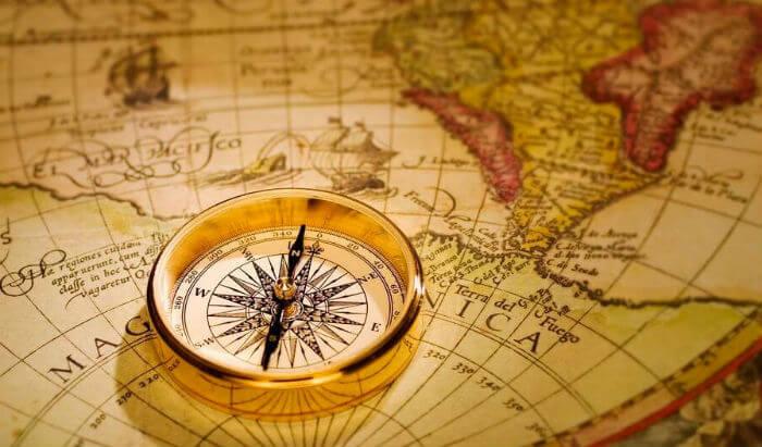 cara menggunakan kompas