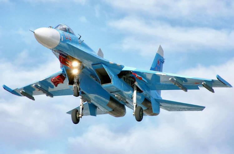 su-27 rusian